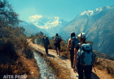 Salcantay Trek to Machupicchu 5 Days Tour